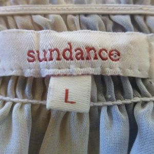 Sundance Tops - MINT!  Sundance Peasant Boho On-Off Shoulder Top